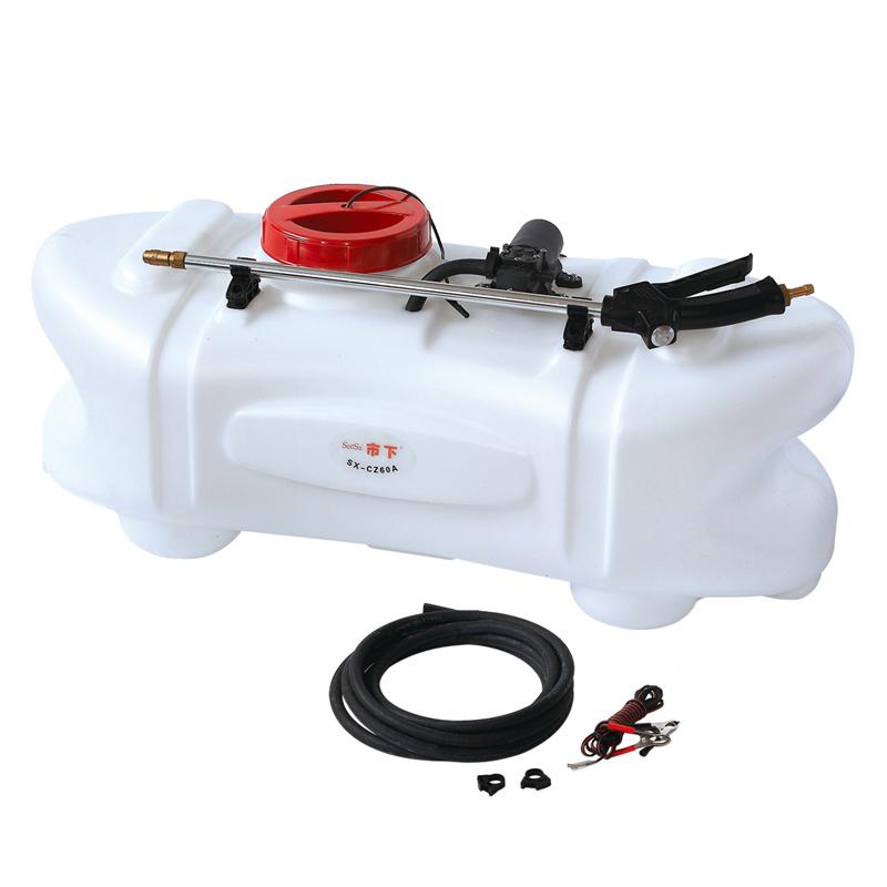 ATV electric sprayer