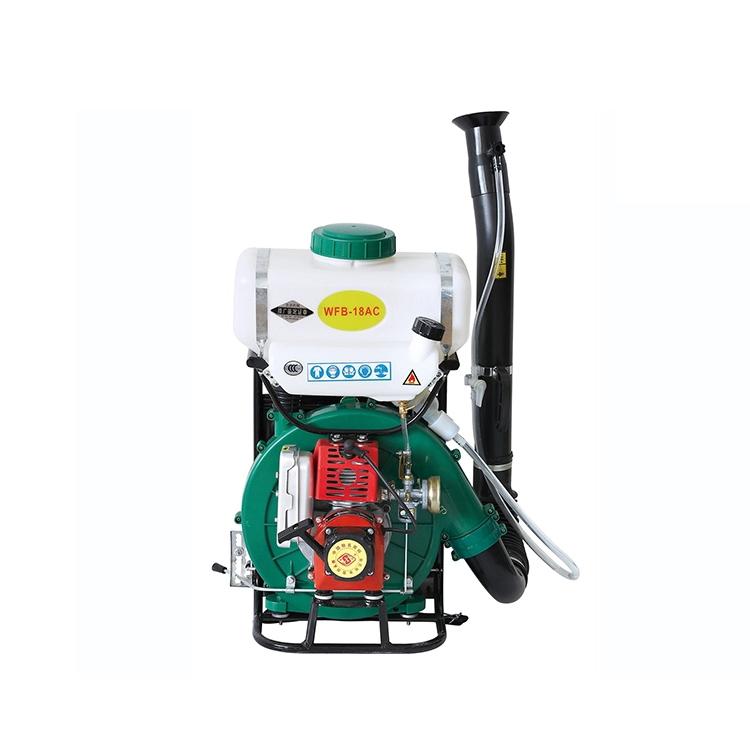 Tea Tree Insecticide Control Knapsack Power Mist Duster Mist Sprayer Machine