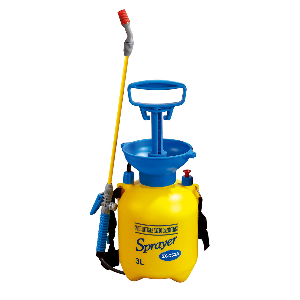 Seesa popular 3L,5L,7L,8L garden plastic manual operated pump backpack pesticide sprayer