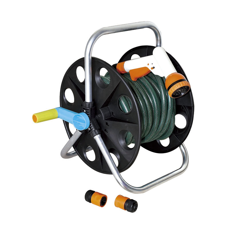 SX-904-20 hose reel&cart