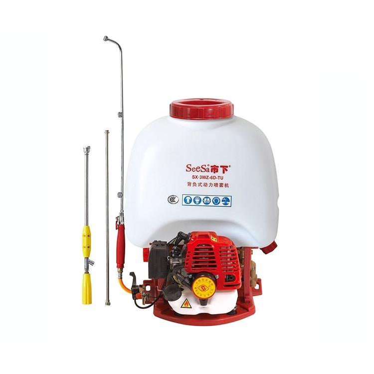 SX-3WZ-6D-TU power sprayer