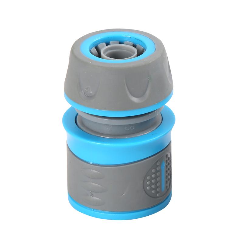"Seesa 1/2"" Hose Repair Garden Water Plastic Quick Connector"
