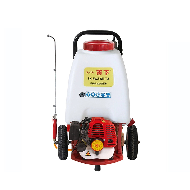 Seesa 25L Agriculture Equipment Knapsack power Sprayer Tu26 Engine