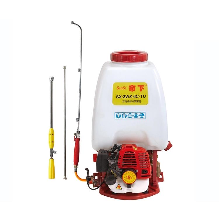 SX-3WZ-6C-TU power sprayer