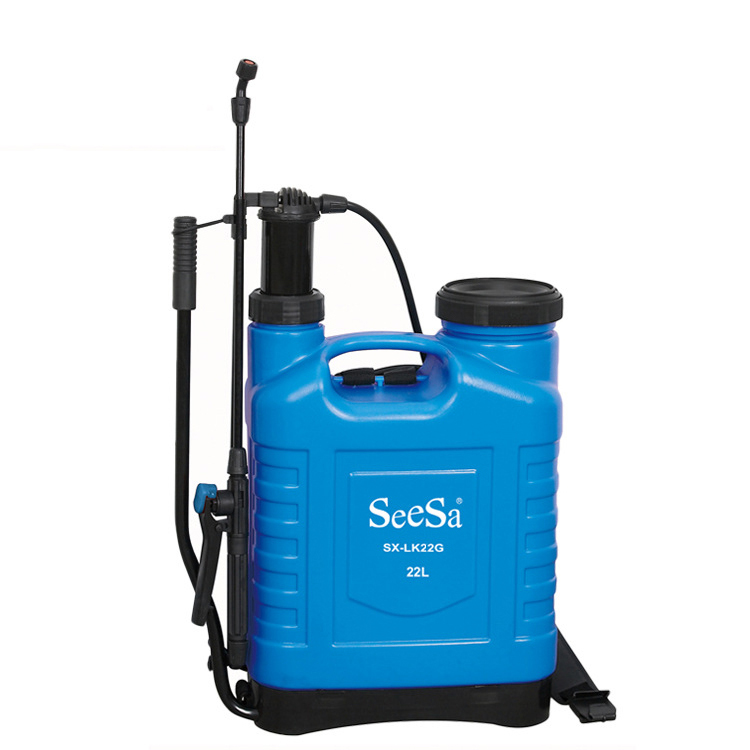 SX-LK22G knapsack manual sprayer