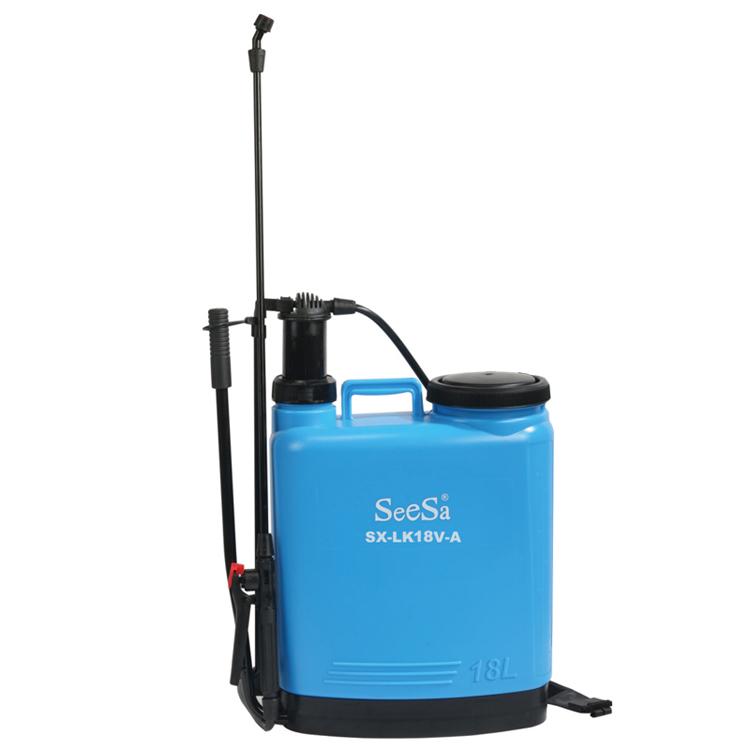 SX-LK18V-A knapsack manual sprayer