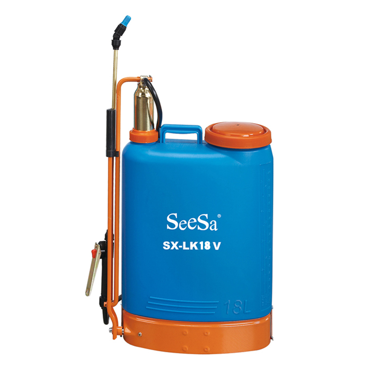 SX-LK18V knapsack manual sprayer