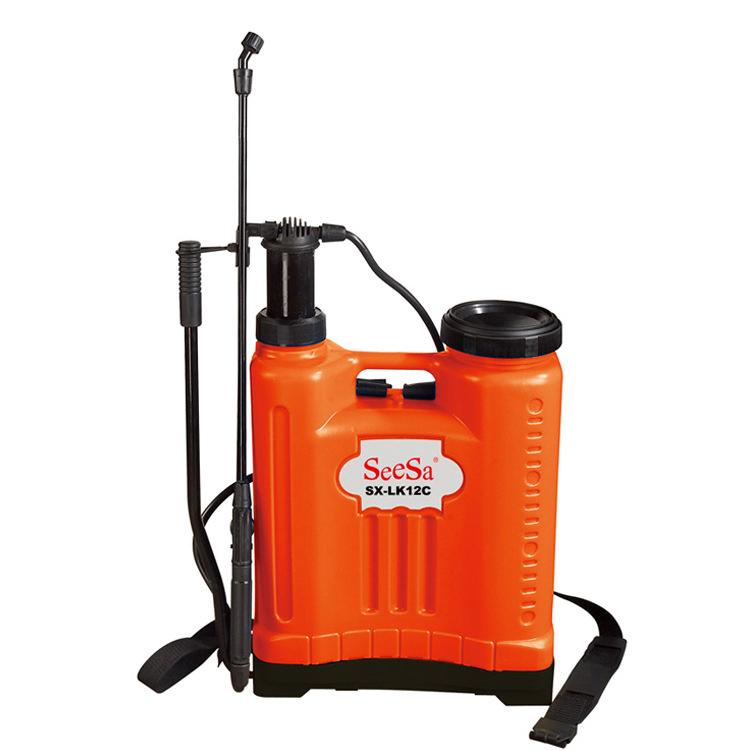 SX-LK12C knapsack manual sprayer