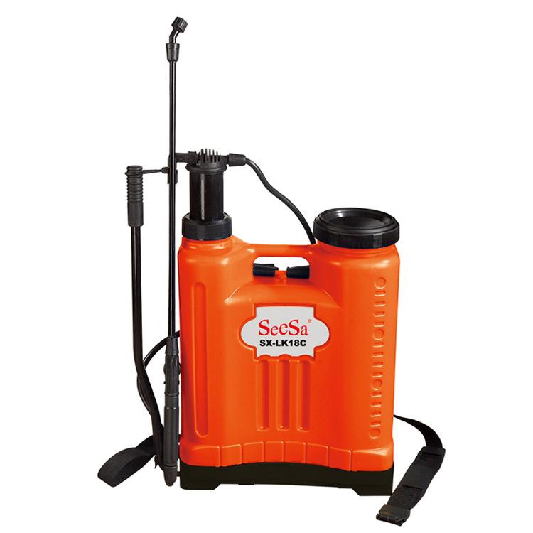 SX-LK18C knapsack manual sprayer