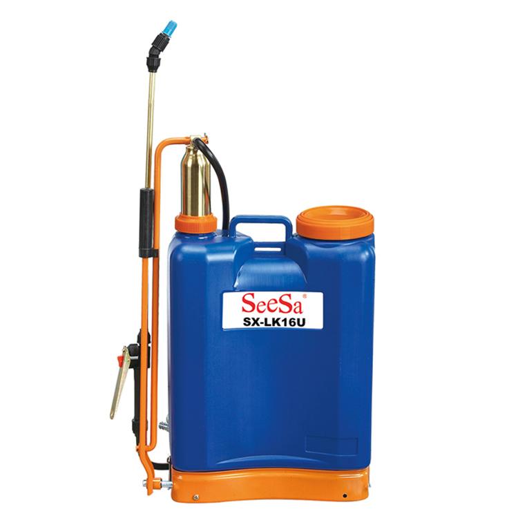 SX-LK16U knapsack manual sprayer