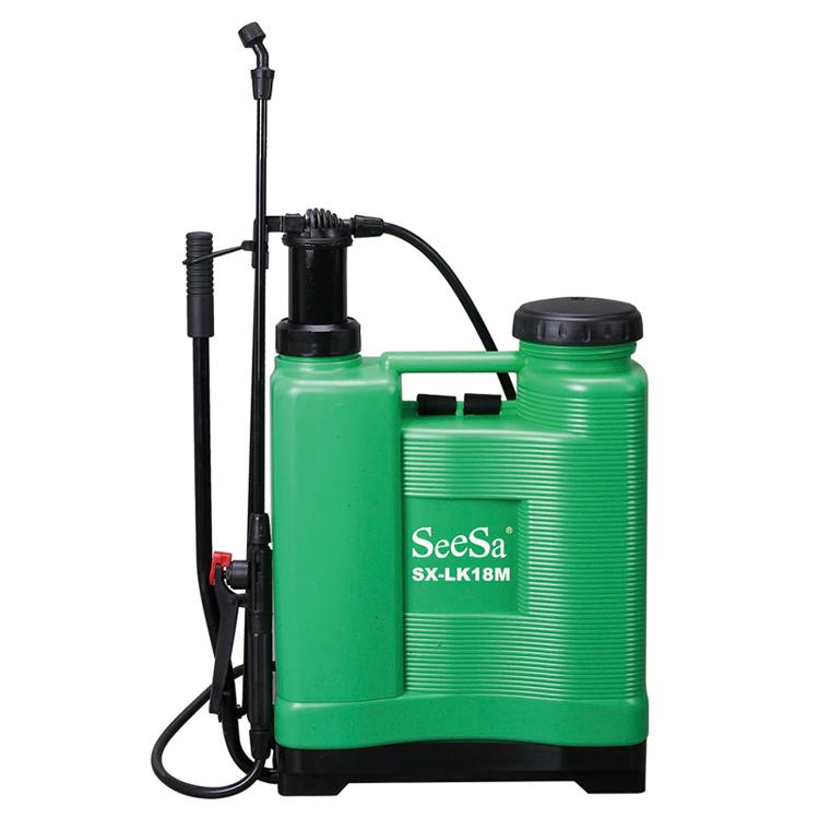 SX-LK18M knapsack manual sprayer