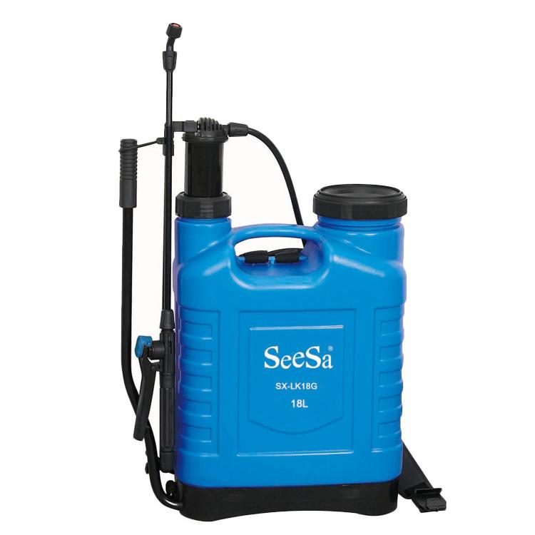 SX-LK18G knapsack manual sprayer