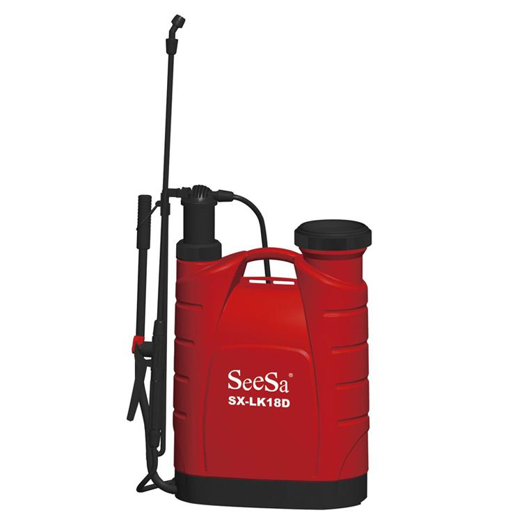 SX-LK18D knapsack manual sprayer