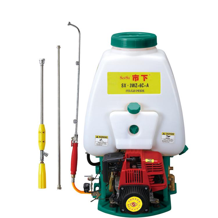 SX·3WZ-6C-A power sprayer