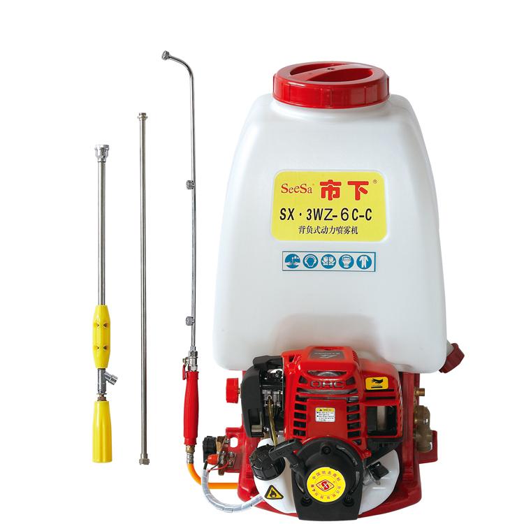 SX·3WZ-6C-C power sprayer